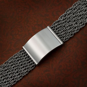 Stainless Steel Chain Medical Bracelet